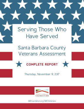Serving Those Who Have Served: Santa Barbara County Veterans Assessment