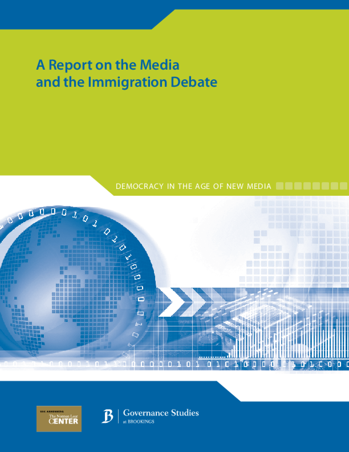 A Report on the Media and the Immigration Debate