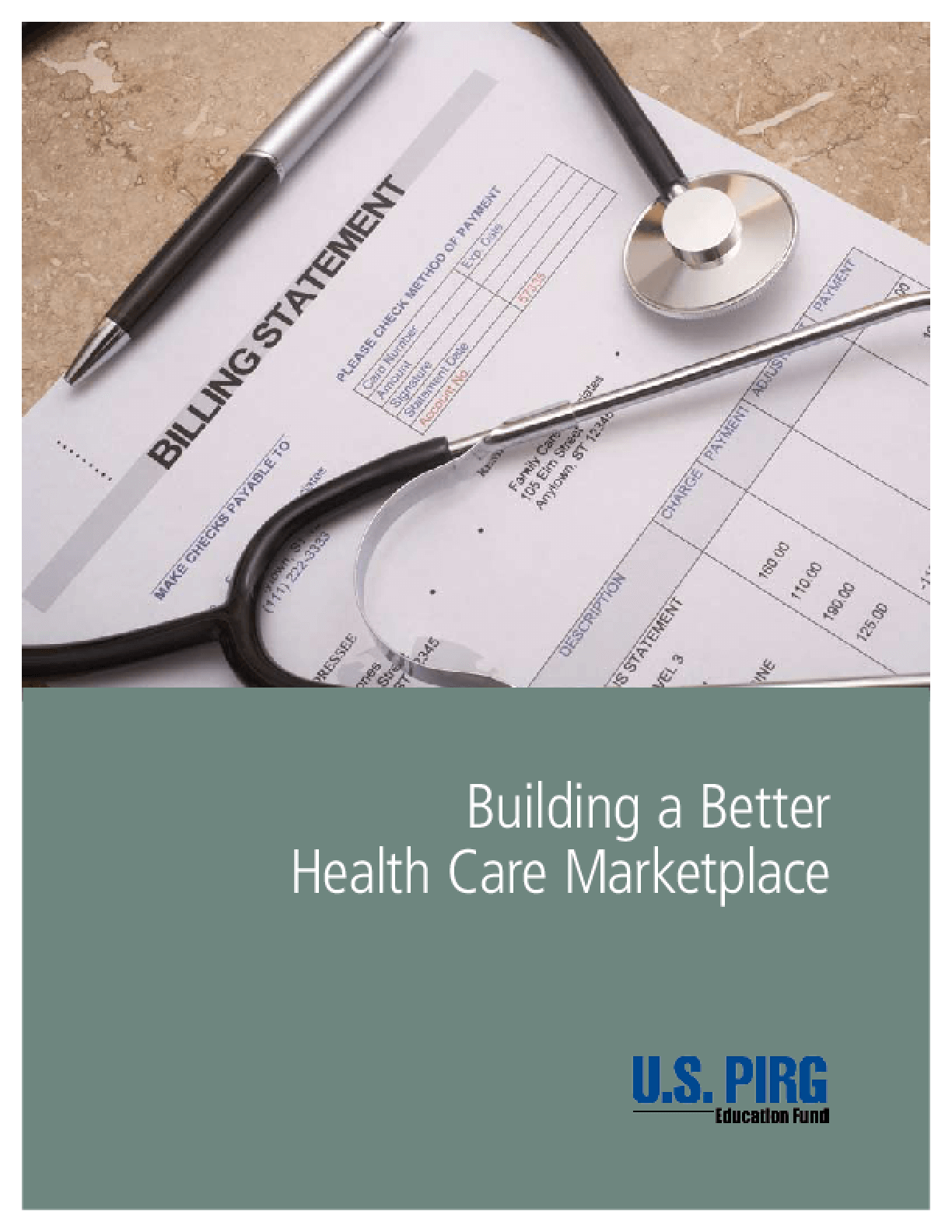 Building a Better Health Care Marketplace