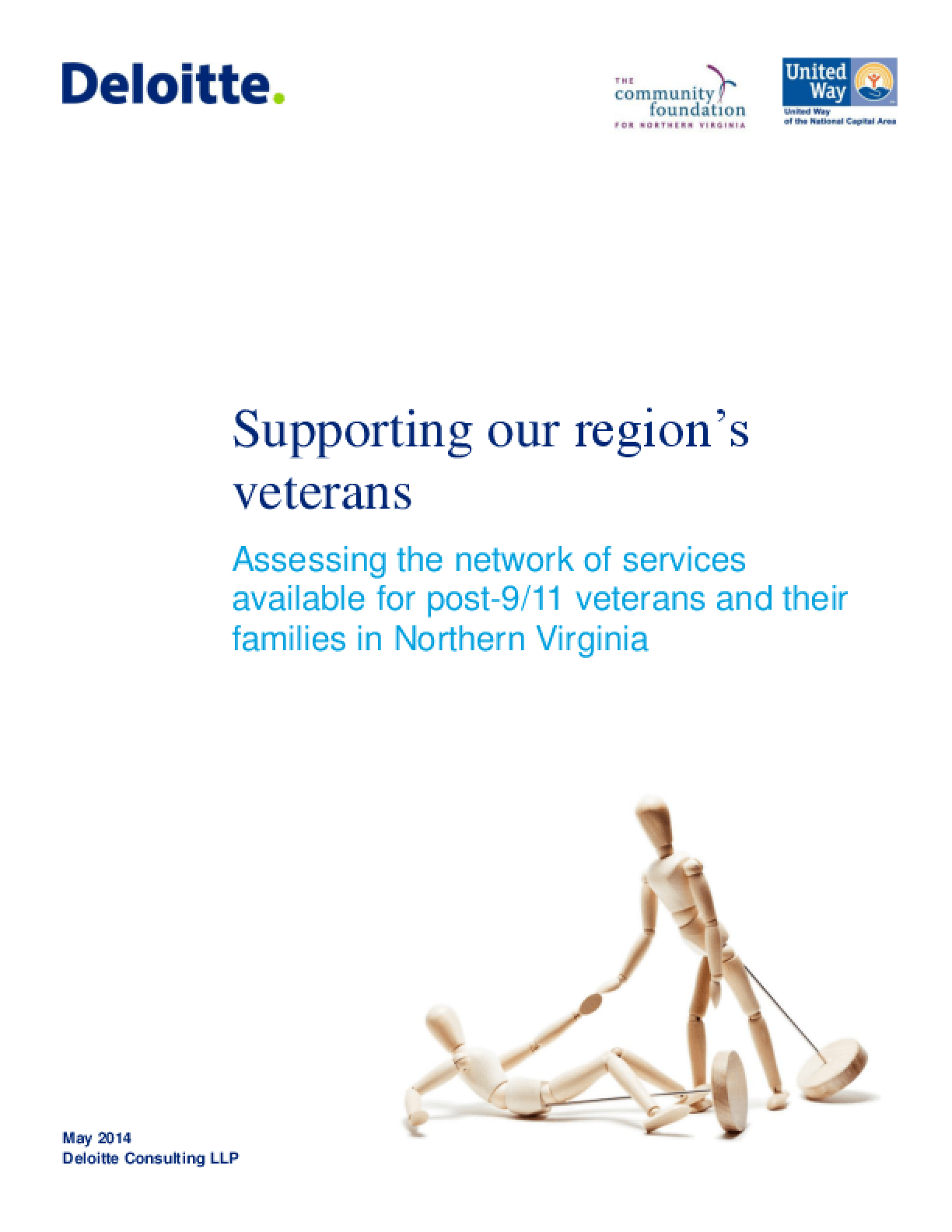 Supporting Our Region's Veterans: Assessing the Network of Services Available for Post 9/11 Veterans and Their Families in Northern Virginia