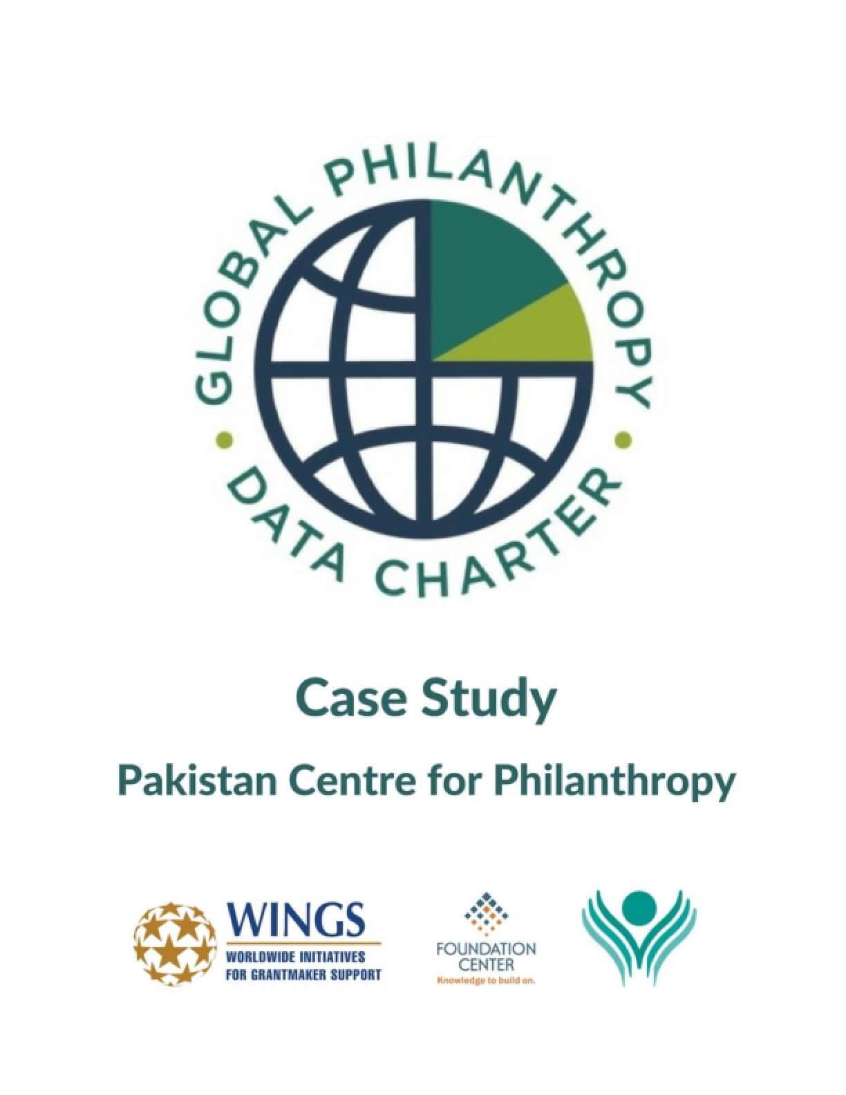 Global Philanthropy Data Charter - Pakistan Centre for Philanthropy Case Study