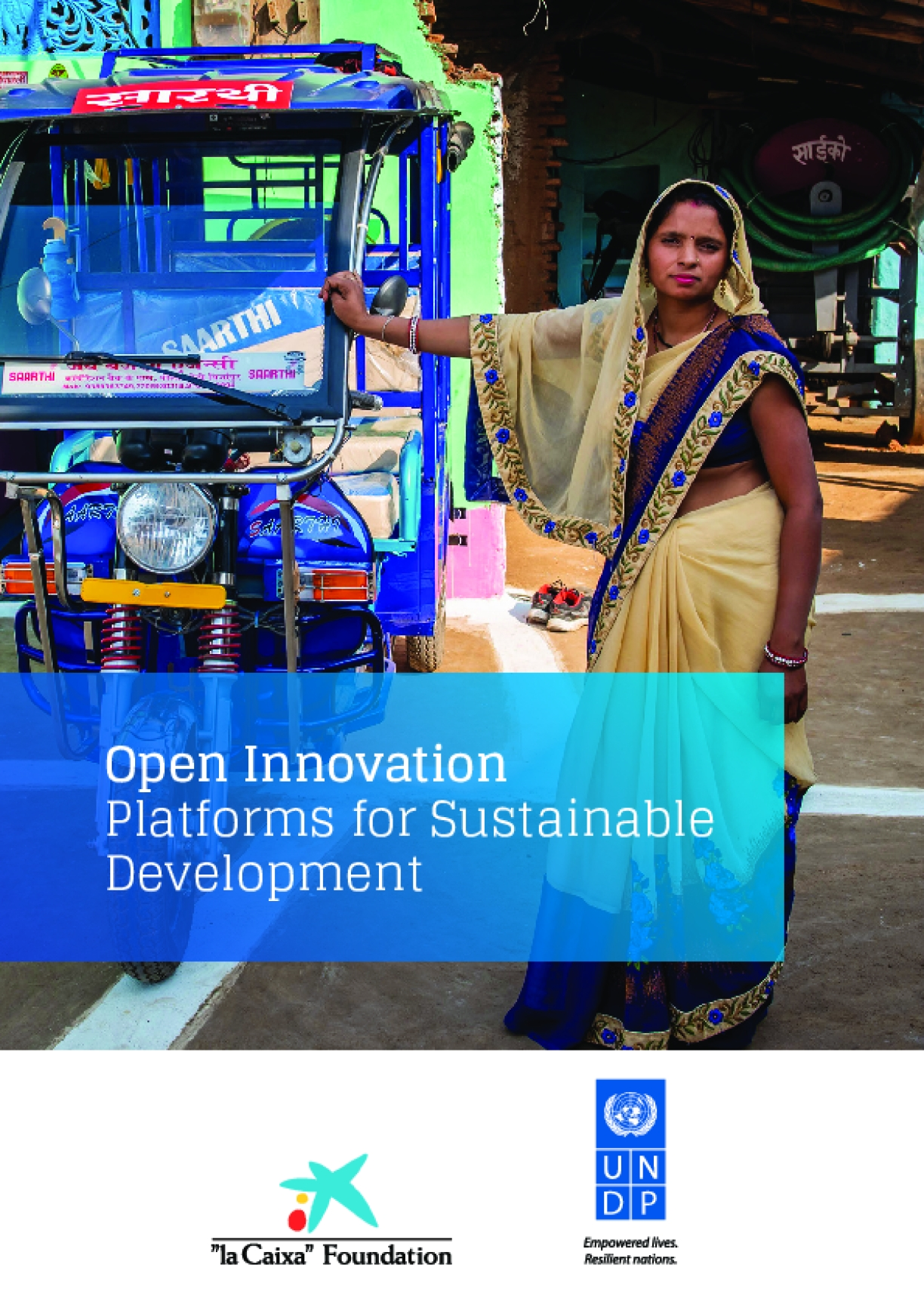 Open Innovation Platforms for Sustainable Development