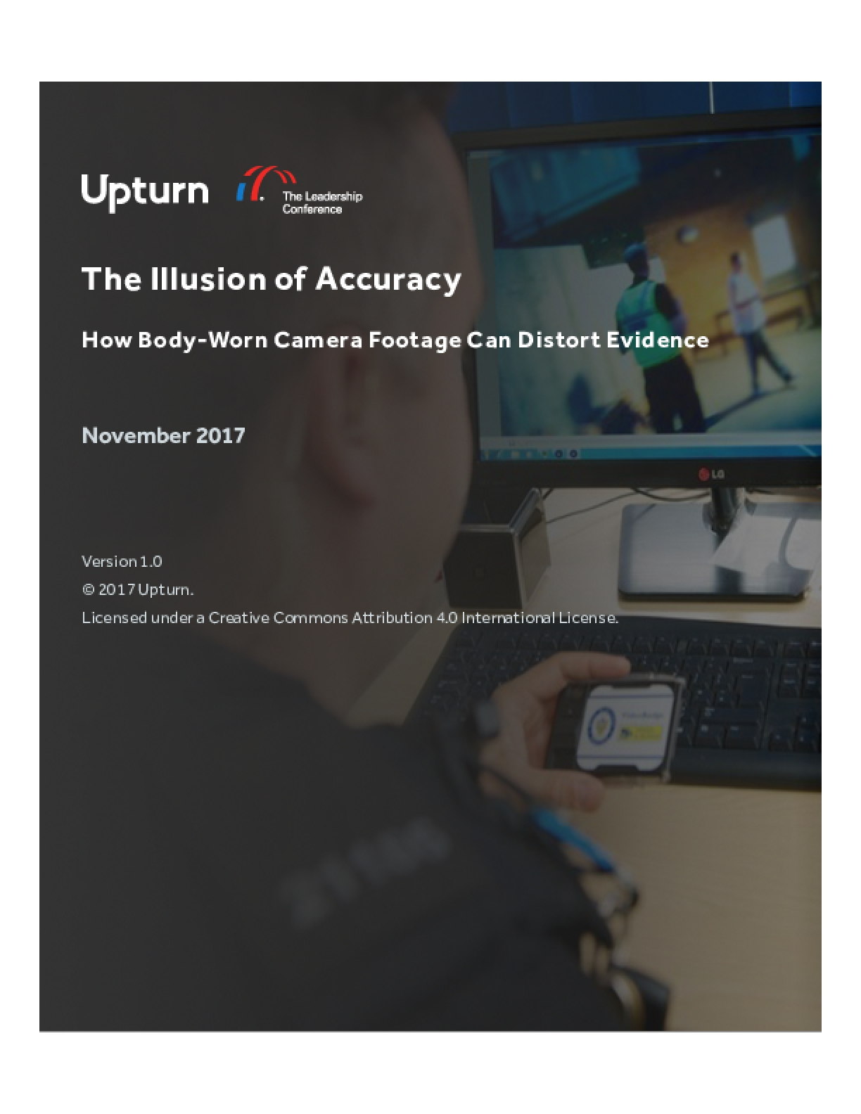 The Illusion of Accuracy How Body-Worn Camera Footage Can Distort Evidence