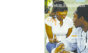 Boston Foundation - 2008 Annual Report